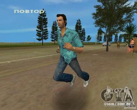 Animação de TLAD para GTA Vice City décima primeira imagem de tela