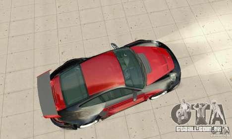 Porsche 911 GT2 NFS Undercover para GTA San Andreas vista direita