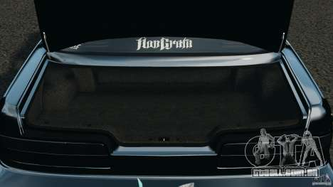 Nissan Silvia S13 Non-Grata [Final] para GTA 4 vista superior