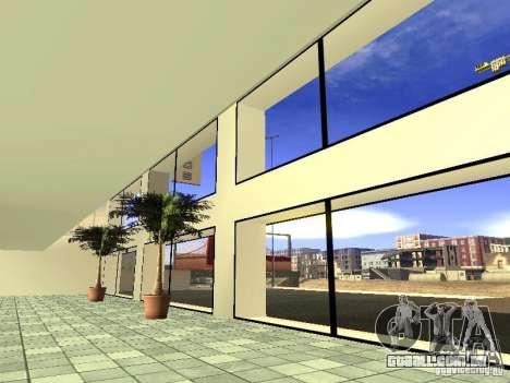 [HD] rede de garagens de automóveis de MyGame para GTA San Andreas terceira tela
