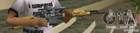 Max Payne 2 Weapons Pack v1 para GTA Vice City terceira tela