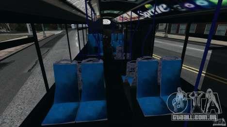 Solaris Urbino 12 MTA para GTA 4 vista direita