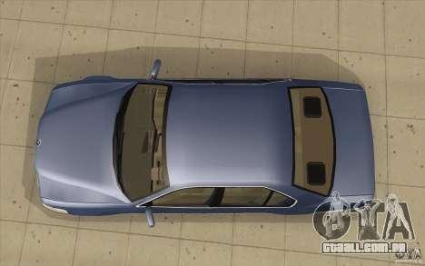 BMW 750iL 1995 para GTA San Andreas vista direita