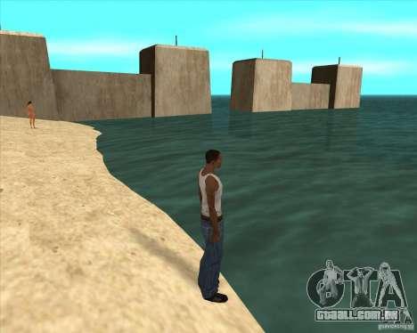 MOD de Jyrki para GTA San Andreas