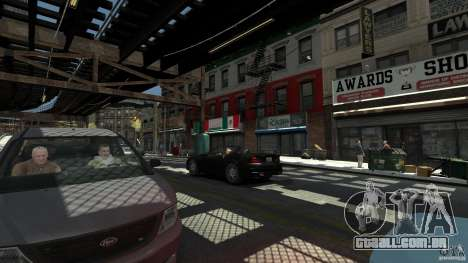Puglia Pizza in Brook para GTA 4 terceira tela