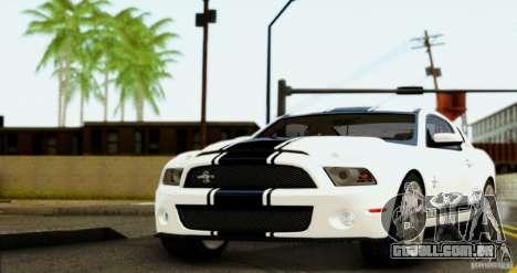 Extreme ENBseries v1.0 para GTA San Andreas quinto tela
