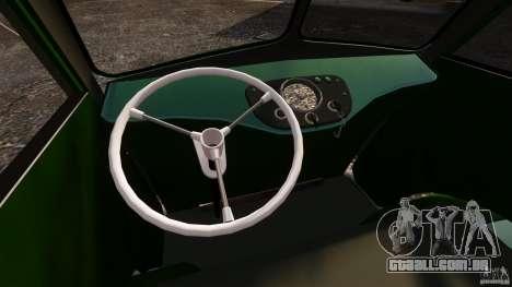 Tempo Matador 1952 para GTA 4 vista de volta