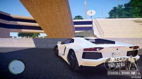 Lamborghini Aventador LP 700-4 para GTA 4 esquerda vista