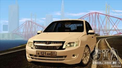 Grant 2190 VAZ para GTA San Andreas