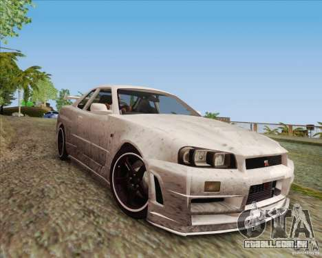 Improved Vehicle Lights Mod v2.0 para GTA San Andreas terceira tela