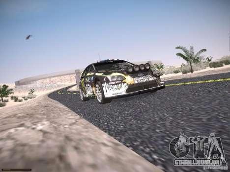 LiberrtySun Graphics ENB v3.0 para GTA San Andreas sétima tela