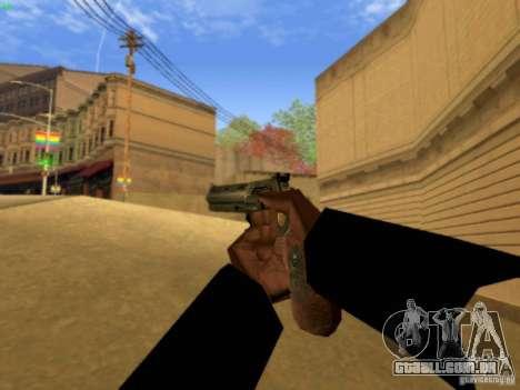 44.Magnum para GTA San Andreas sexta tela
