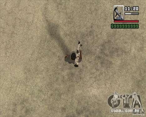 Melhor RPG-18 para GTA San Andreas terceira tela