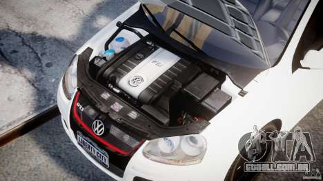 Volkswagen Golf 5 GTI para GTA 4 vista direita
