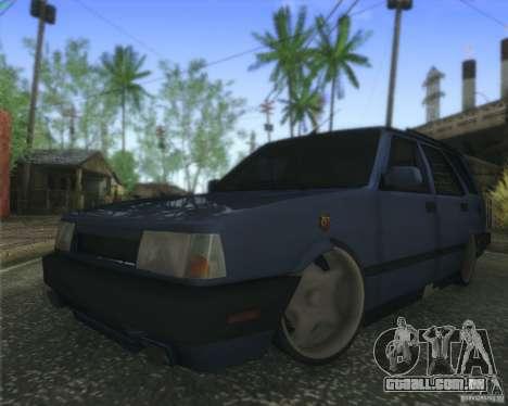 Tofas Kartal SLX para GTA San Andreas esquerda vista