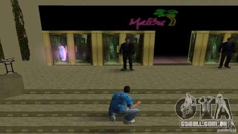 Novas texturas Malibu Club para GTA Vice City terceira tela