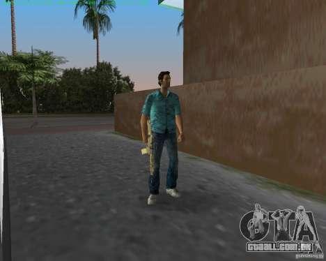 ACR para GTA Vice City por diante tela