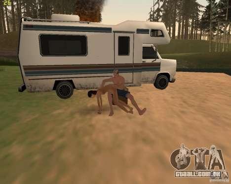 Festa da natureza para GTA San Andreas twelth tela