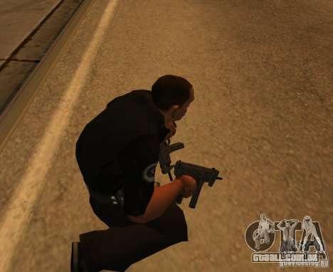Armas de Pak interno atualizadas para GTA San Andreas terceira tela