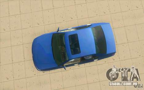 Peugeot 406 1.9 HDi para GTA San Andreas vista direita