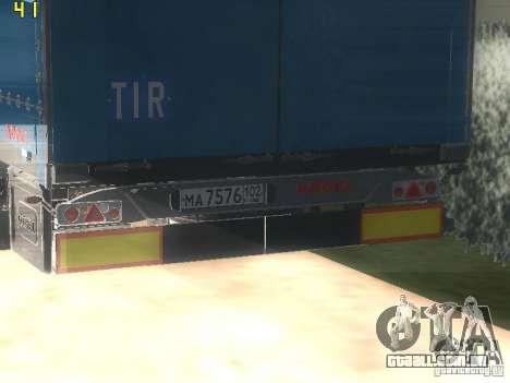 Nefaz-93341 reboque-10-07 para GTA San Andreas vista direita
