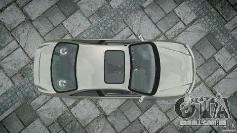 Honda Civic Coupe para GTA 4 vista direita