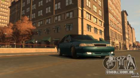 Daewoo Nexia Tuning para GTA 4