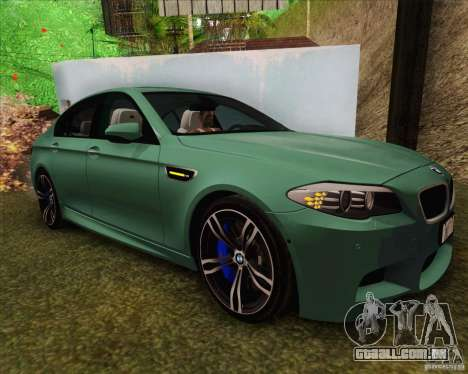 Improved Vehicle Lights Mod v2.0 para GTA San Andreas quinto tela
