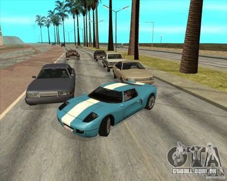 MOD de Jyrki para GTA San Andreas terceira tela