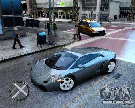 Lamborghini Gallardo 2005 para GTA 4