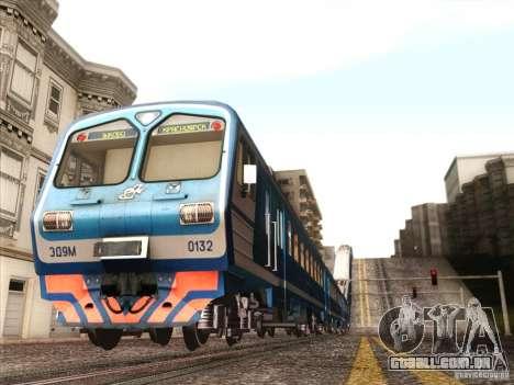 TrainCamFix para GTA San Andreas terceira tela