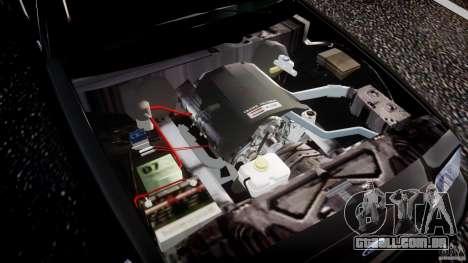 Ford Crown Victoria 2003 v2 FBI para GTA 4 vista superior