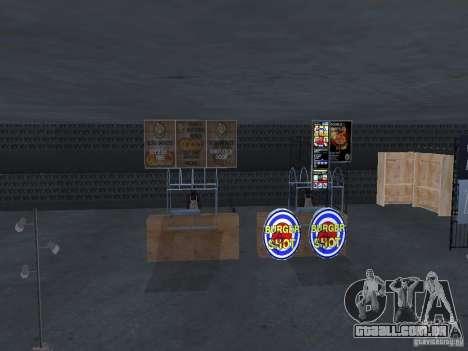 La Villa De La Noche v 1.1 para GTA San Andreas quinto tela