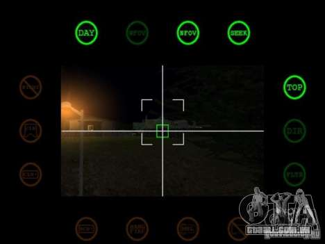 javelin and stinger mod para GTA San Andreas terceira tela
