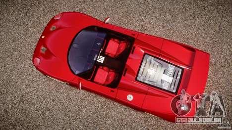 Ferrari F50 Spider v2.0 para GTA 4 vista direita