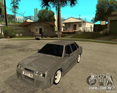 VAZ-2199 Lûbera tuning para GTA San Andreas