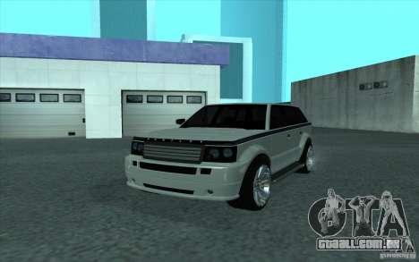 Huntley do GTA 4 para GTA San Andreas