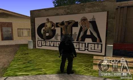 Grove Street v1.0 para GTA San Andreas terceira tela