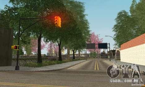 Green Piece v1.0 para GTA San Andreas segunda tela