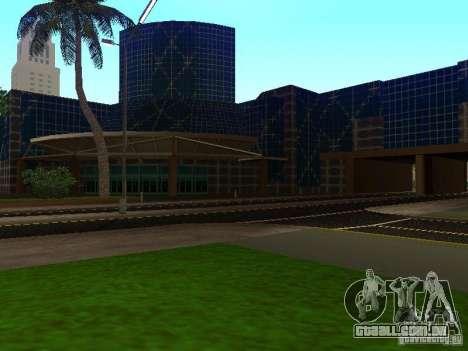 Novo edifício em LS para GTA San Andreas