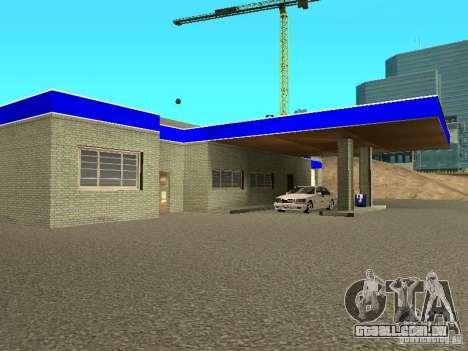 Garagem em San Fierro para GTA San Andreas