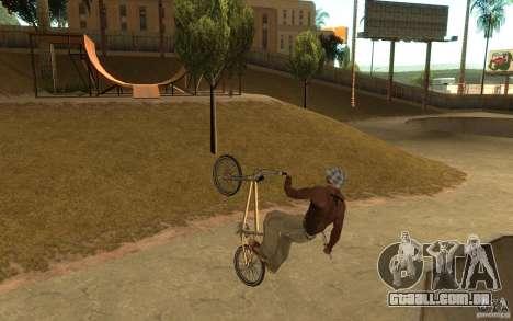BMX Master para GTA San Andreas