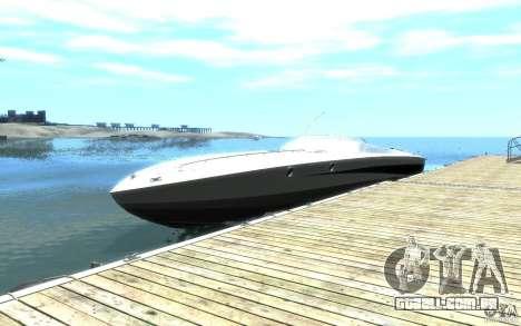 New Jetmax para GTA 4 vista interior