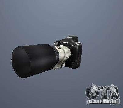 Armas de Pak poligonais altas para GTA San Andreas sexta tela