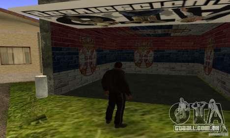 Grove street Final para GTA San Andreas por diante tela