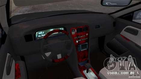 Toyota Mark II 2.5 para GTA 4 motor