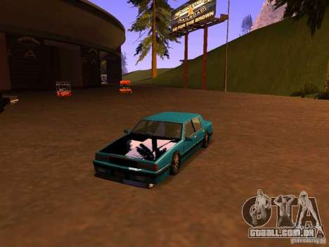 Willard Drift Style para GTA San Andreas