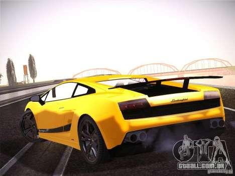 Orange ENB by NF v1 para GTA San Andreas terceira tela