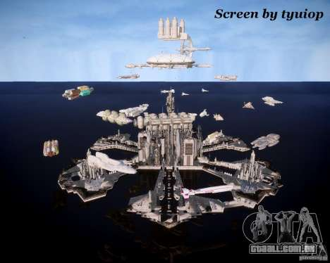 Stargate Atlantis para GTA 4
