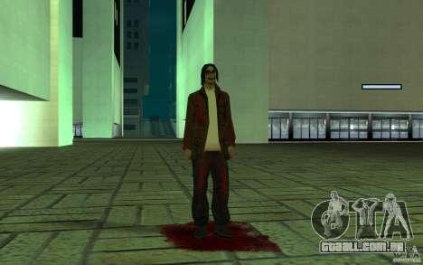 Mutant para GTA San Andreas